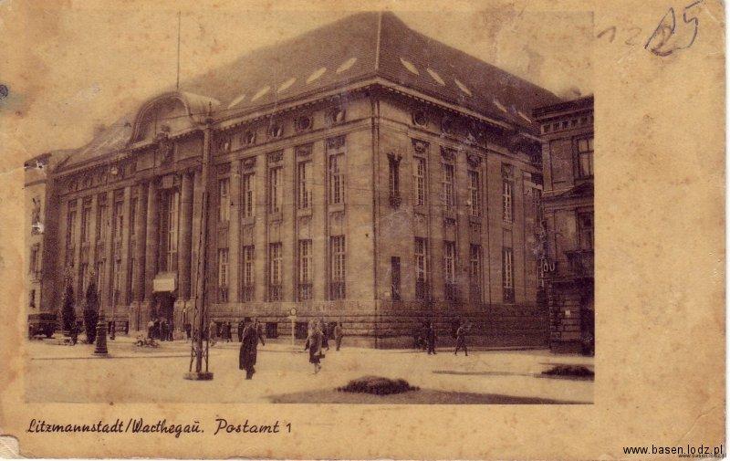 Aleja Kościuszki, Bank Handlowy