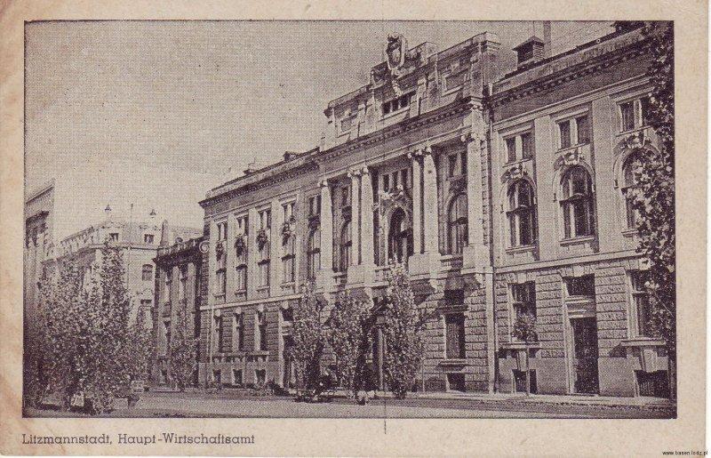 Aleja Kościuszki, Bank Polski