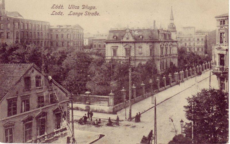 Gdańska, Pałac Rudolfa Kellera