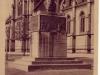 Piotrkowska, pomnik ks. Ignacego Skorupki