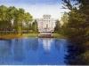 Park Julianów, pałac J. Heinzla