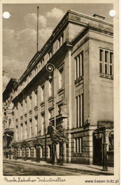 Roosevelta 15, Bank Wzajemnego Kredytu Przemysłowców Łódzkich
