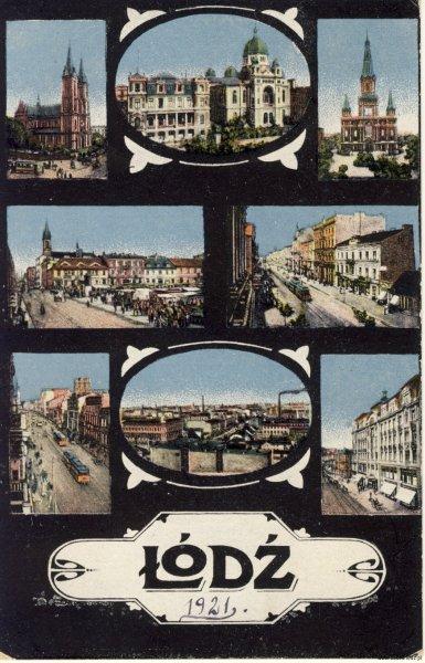Łódź r. 1921