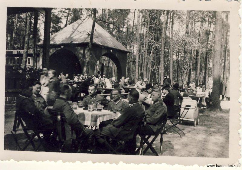 Niemieccy żołnierze w Łodzi???