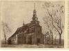Rzgowska, dawny kościołek Św. Wojciecha w Chojnach