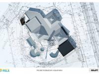 Aquapark Fala Łódź - plan rozbudowy