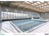 Aquapark Fala Łódź - basen do nauki pływania